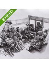 Графика Ясен Гюзелев Алиса в Огледалния Свят Гл. III L4