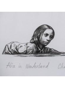 Графика Ясен Гюзелев Алиса в Страната на Чудесата Гл. II L4