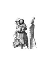 Графика Ясен Гюзелев Алиса в Страната на Чудесата Гл. IX, L4