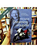 Книга с автограф DREAMING OF JUPITER Ted Simon