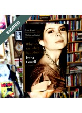 Книга с автограф WHY NOT SAY WHAT HAPPENED Ivana Lowell