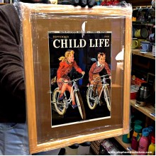 Лимитирано Рамкирано Списание CHILD LIFE