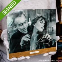 Подписана Фотография Caroline Munro Dracula