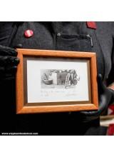Рамкирана Графика Ясен Гюзелев Кралят на Златната Река Гл. II L4 N. 4/100