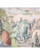 Репродукция Жикле Ясен Гюзелев Крал Артур Гл. II