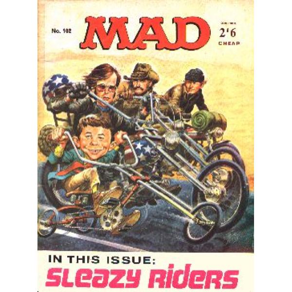 1970-08 Списание Mad 102 1