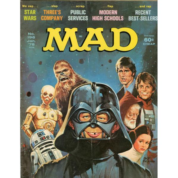 1978-01 Списание Mad 196 1