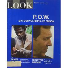 Magazine Look 1969-02-18