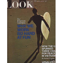 Magazine Look 1969-07-29