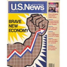 Magazine US News And World Report 1986-03-31