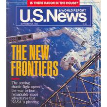 Magazine US News And World Report 1988-09-26
