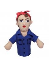Магнитна Кукла Роузи Нитовачката