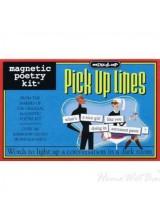 Магнитен поетичен комплект PICK UP LINES