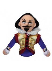 Магнитна мъпет-кукла за пръст – Уилям Шекспир