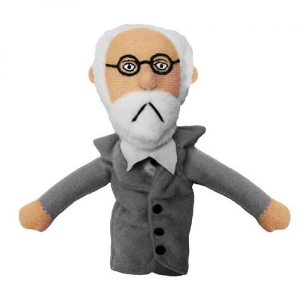 Магнитна мъпет-кукла за пръст – Зигмунд Фройд 1