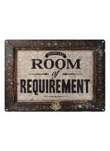 Метална табела ROOM OF REQUIREMENT