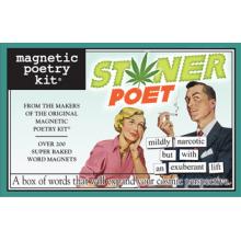 Magnetic Poetry Kit НАПУШЕН ПОЕТ