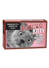 Магнитен Поетичен Комплект Психо Котка