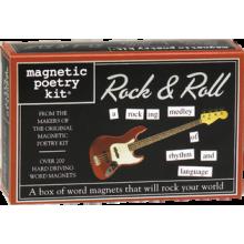 Магнитен Поетичен Комплект ROCK AND ROLL