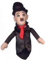 Магнитна кукла за пръст Чарли Чаплин