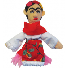 Магнитна кукла за пръст Фрида Кало