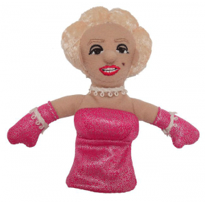 Магнитна кукла за пръст Мерилин Монро