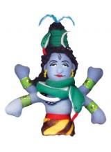 Магнитна кукла за пръст Шива