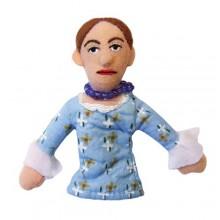 Магнитна кукла за пръст Вирджиния Улф