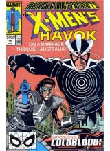 Комикс 1989-08 Marvel Comics Presents X-Mens Havok 26