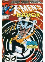 Комикс 1989-09 Marvel Comics Presents X-Mens Havok 27