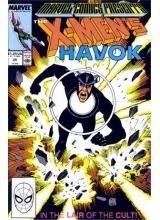 Комикс 1989-09 Marvel Comics Presents X-Mens Havok 28