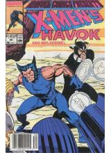 Комикс 1989-10 Marvel Comics Presents X-Mens Havok 30