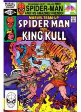 Комикс 1981-12 Marvel Team-Up Spider-Man 112
