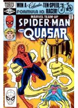 Комикс 1982-01 Marvel Team-Up Spider-Man 113