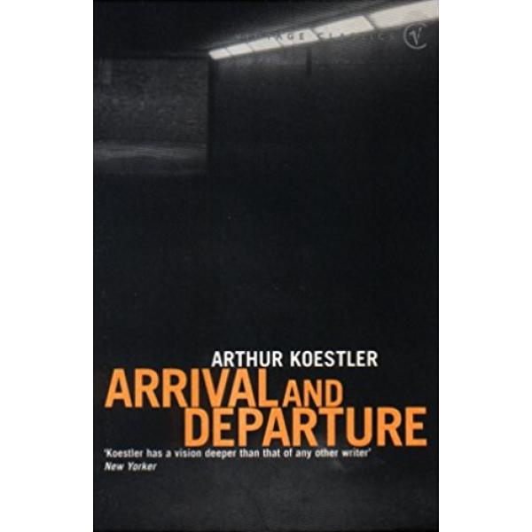 Arthur Koestler | Arrival and departure 1