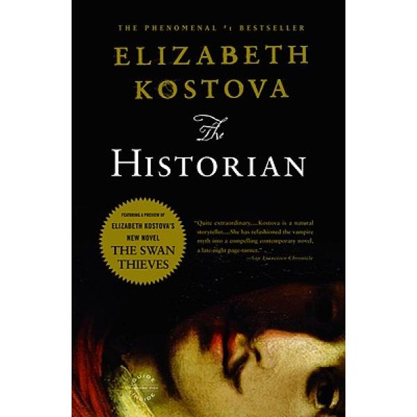 Elizabeth Kostova | The Historian 1