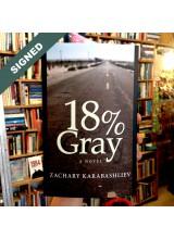 Книга с автограф 18% СИВО Захари Карабашлиев