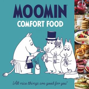 """Книга с рецепти """"Утешителна храна Мумини"""" BOOKMN01"""