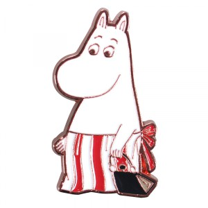 Enamel Pin Badge Moomin Mama PBADMO03