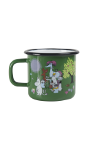 Moomin Coffee Mug Garden Green