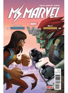 Комикс 2017-03 Ms Marvel 14