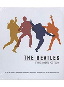 Terry Burrows | The Beatles It Was 50 Years Ago