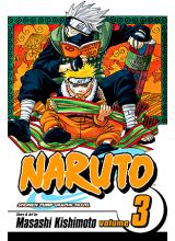 Манга l Naruto vol.03