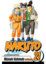 Манга l Naruto vol.21
