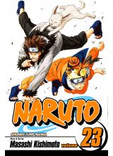 Манга l Naruto vol.23