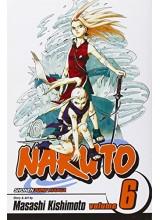 Манга | Naruto vol.06