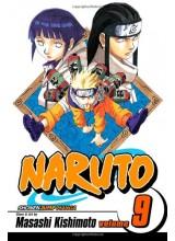 Манга | Naruto vol.09