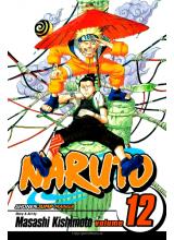Манга | Naruto vol.12