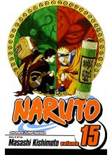 Манга | Naruto vol.15