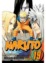 Манга | Naruto vol.19